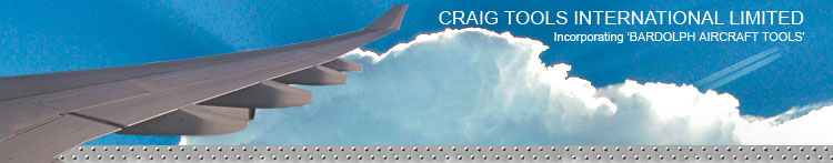 CRAIG TOOLS - INCORPORATING 'BALDOLPH AIRCRAFT TOOLS'
